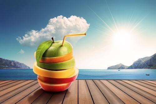 Fruit fibre