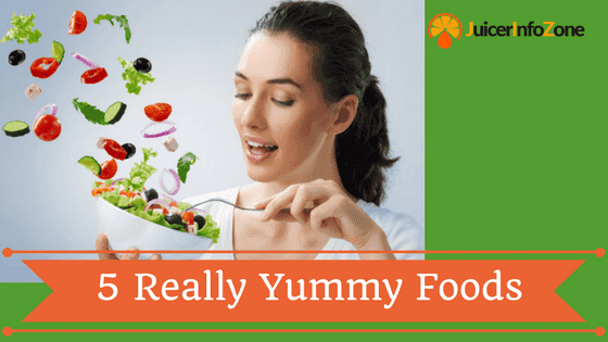 5 Really Yummy Foods That Will Make You Look Younger