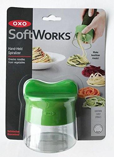 SoftWorks Salad Spinner