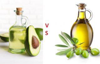 Avocado Oil Versus Olive Oil