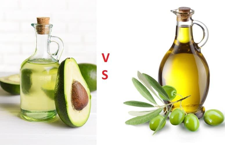 Avocado Oil Versus Olive Oil