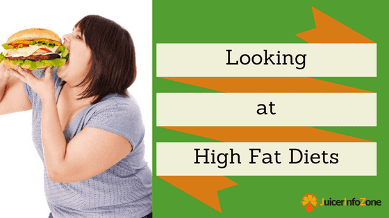 Looking at High Fat Diets