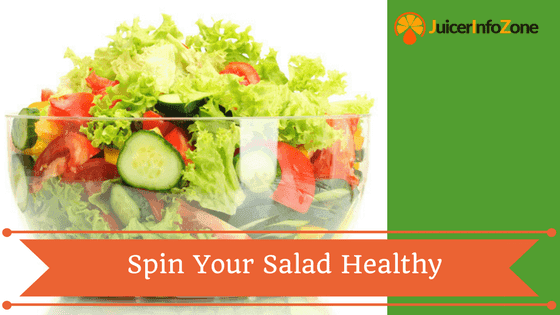 Salad Spinners: Spin Your Salad Healthy