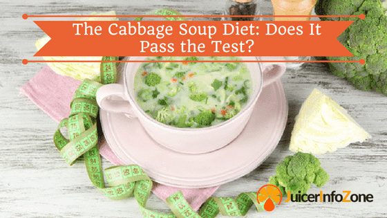 The Cabbage Soup Diet: Does It Pass the Test?