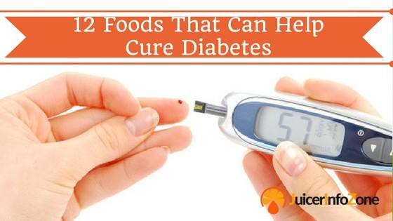 foods that can cure diabetes